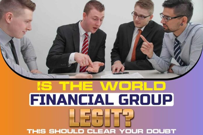 Is The World Financial Group Legit