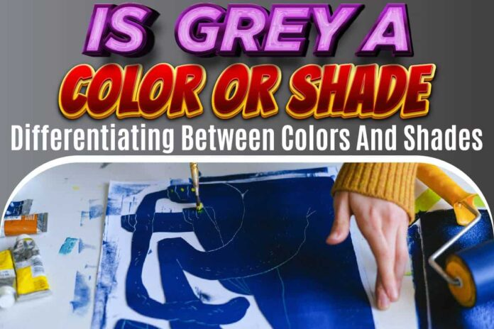 Is Grey a Color or Shade